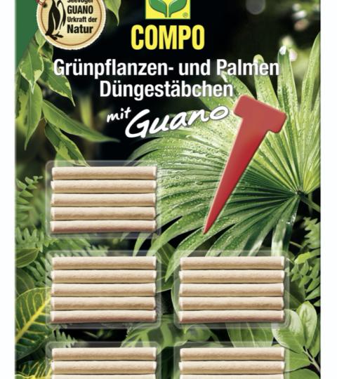 Väetisepulgad Rohelistele Taimedele Compo