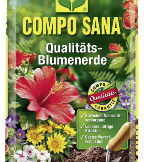 Lillemuld Rõdu- Ja Toataimedele Compo